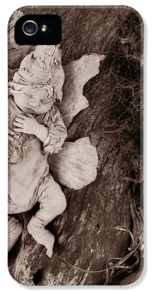 Driftwood Fairy IPhone 5 Case by Anne Geddes