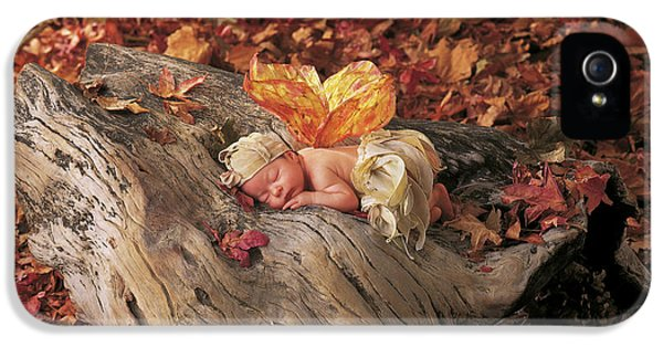 Woodland Fairy IPhone 5 Case by Anne Geddes