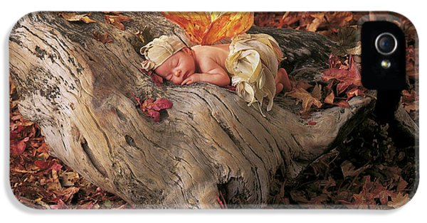 Fairy iPhone 5 Case - Woodland Fairy by Anne Geddes