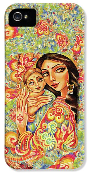 Goddess Blessing IPhone 5 Case