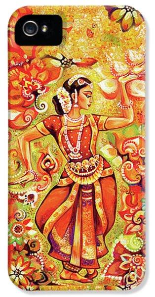 Ganges Flower IPhone 5 Case