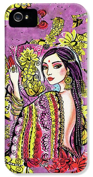 Soul Of India IPhone 5 Case