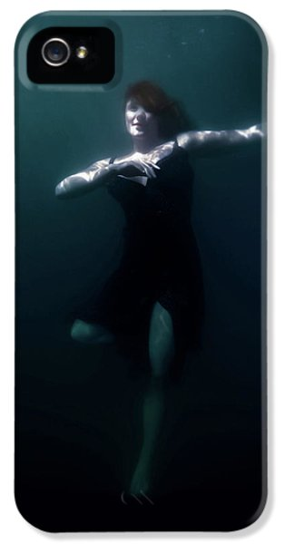 Dancing Under The Water IPhone 5 Case by Nicklas Gustafsson