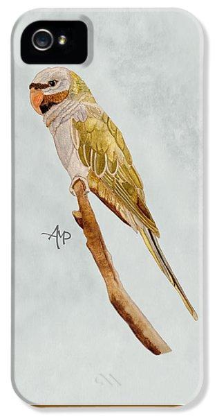 Derbyan Parakeet IPhone 5 Case