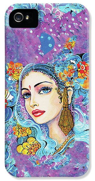 The Veil Of Aish IPhone 5 Case by Eva Campbell