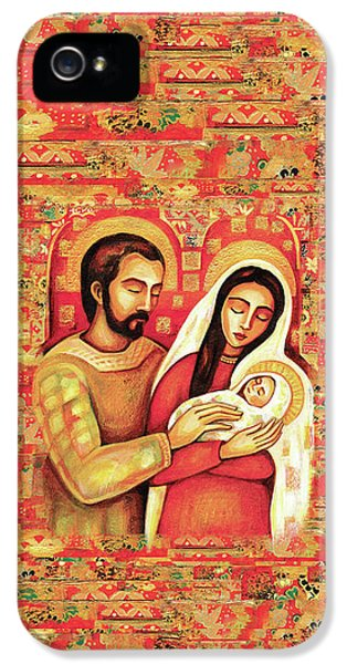 Holy Family IPhone 5 Case