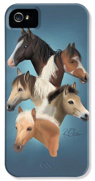 Clg Buyback Herd IPhone 5 Case