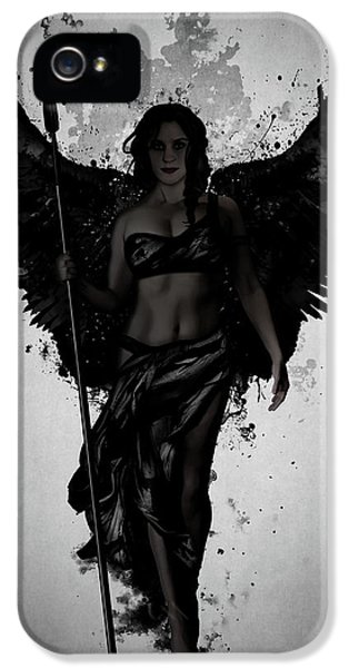 Dark Valkyrja IPhone 5 Case