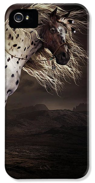 Leopard Appalossa IPhone 5 Case