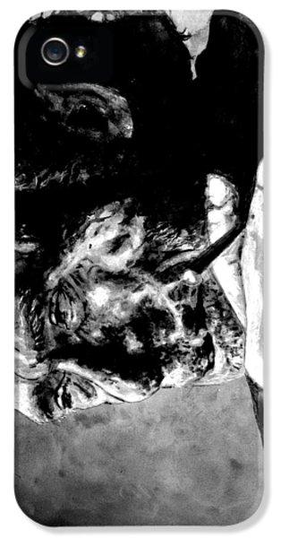 Charles Bukowski IPhone 5 Case