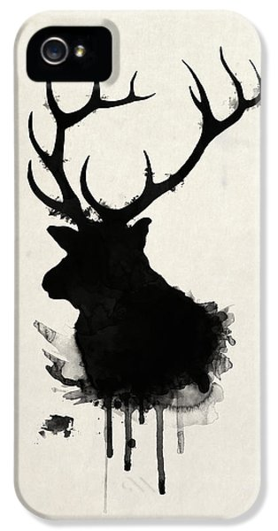 Elk IPhone 5 Case by Nicklas Gustafsson