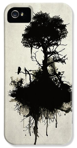 Last Tree Standing IPhone 5 Case
