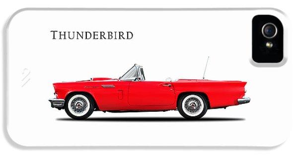 Ford Thunderbird 1957 IPhone 5 Case