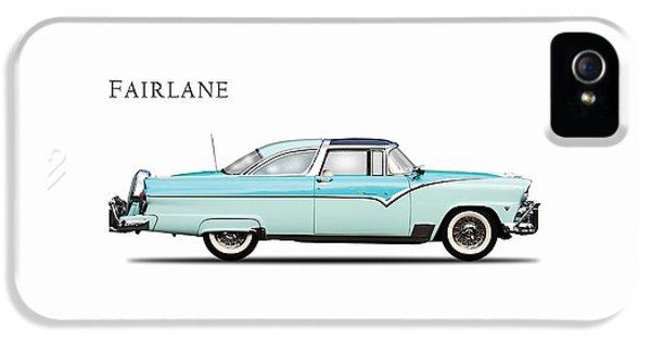 Ford Fairlane 1955 IPhone 5 Case
