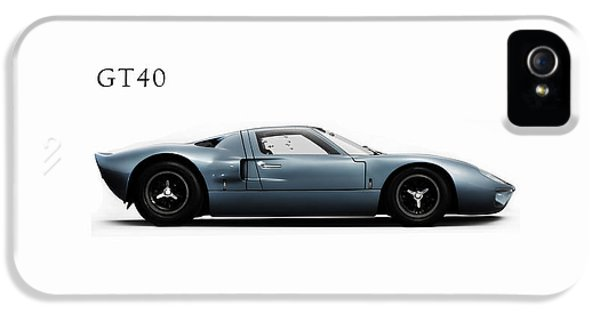 Ford Gt40 IPhone 5 Case
