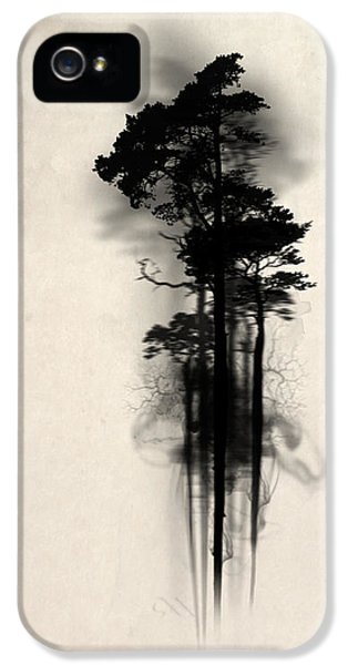 Enchanted Forest IPhone 5 Case by Nicklas Gustafsson