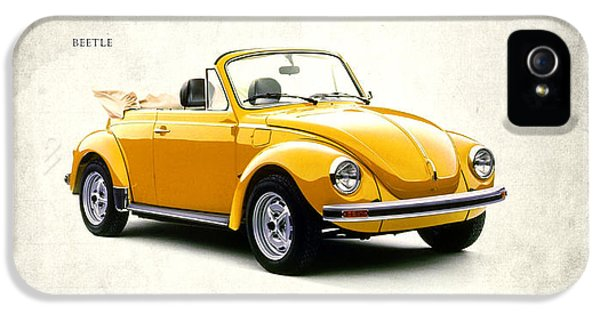 Vw Beetle 1972 IPhone 5 Case by Mark Rogan