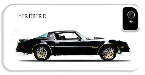Pontiac Firebird IPhone 5 Case by Mark Rogan