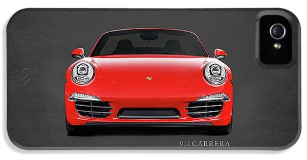 Porsche 911 Carrera IPhone 5 Case