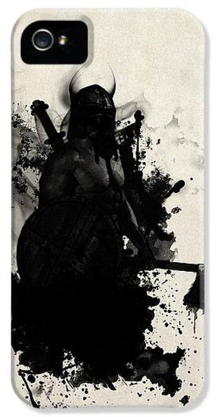 Viking IPhone 5 Case by Nicklas Gustafsson