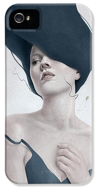 Portraits iPhone 5 Case - Ascension by Diego Fernandez