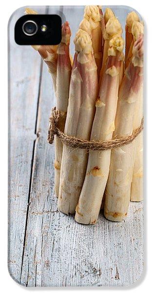 Asparagus IPhone 5 Case by Nailia Schwarz