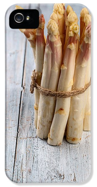 Asparagus IPhone 5 / 5s Case by Nailia Schwarz