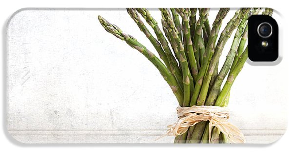 Asparagus Vintage IPhone 5 / 5s Case by Jane Rix