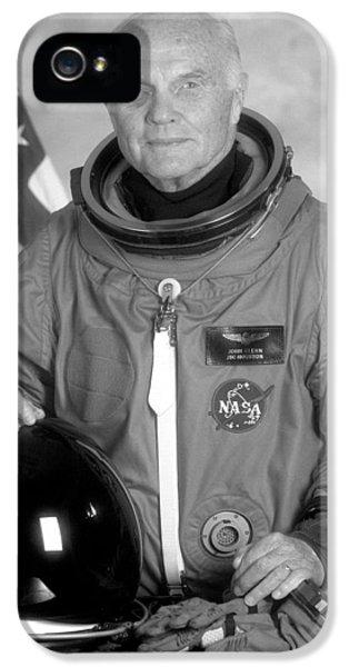 Astronaut John Glenn IPhone 5 Case by War Is Hell Store