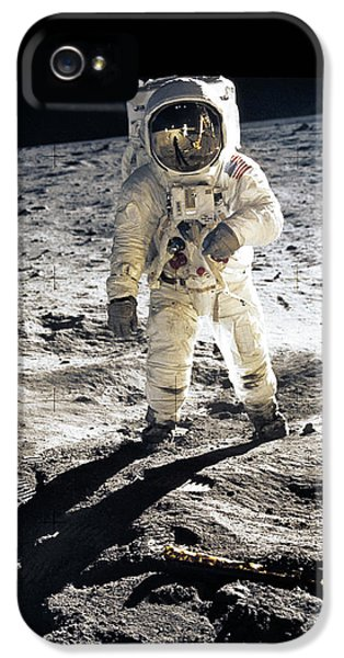 Astronaut IPhone 5 Case by Photo Researchers