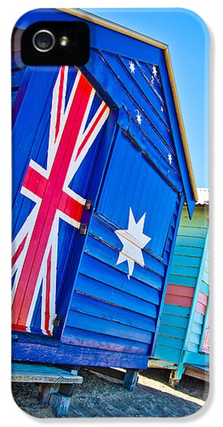 Aussie Beach Shack IPhone 5 Case
