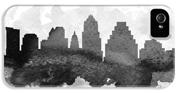 Austin Cityscape 11 IPhone 5 / 5s Case by Aged Pixel