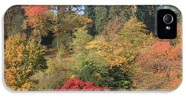 Autumn In Baden Baden IPhone 5 Case