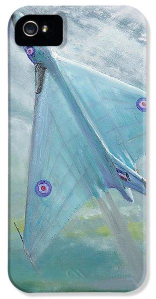 Avro Vulcan B1 Night Flight IPhone 5 Case by Vincent Alexander Booth