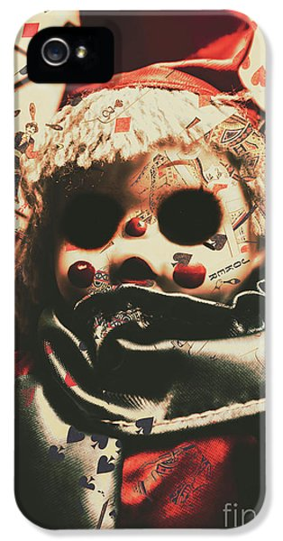 Magician iPhone 5 Case - Bad Magic by Jorgo Photography - Wall Art Gallery