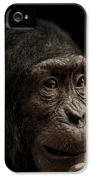 Baffled IPhone 5 / 5s Case by Paul Neville