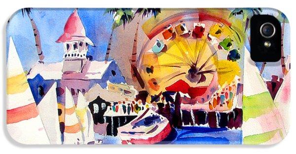 Balboa Fun Zone Sails IPhone 5 Case