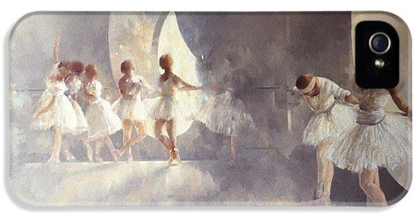 Ballet Studio  IPhone 5 Case by Peter Miller