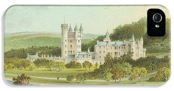 Balmoral Castle, Scotland IPhone 5 Case by English School