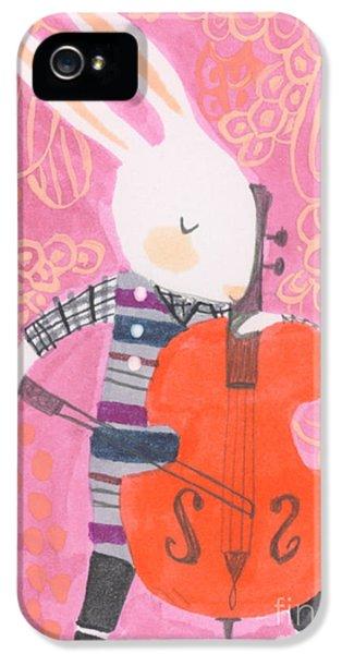 Cello Band Geek IPhone 5 Case