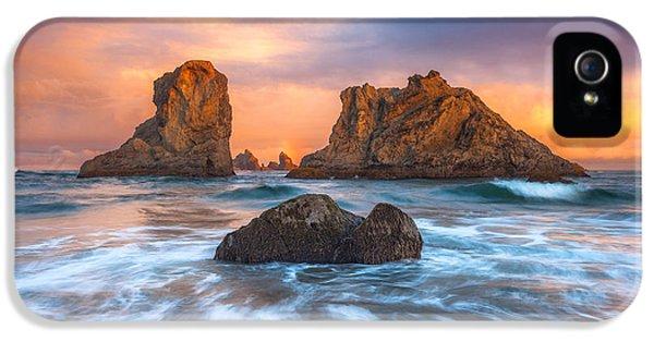 Bandon Sunrise IPhone 5 Case by Darren White