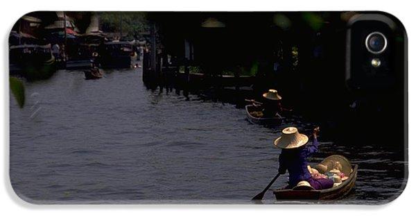Bangkok Floating Market IPhone 5 Case