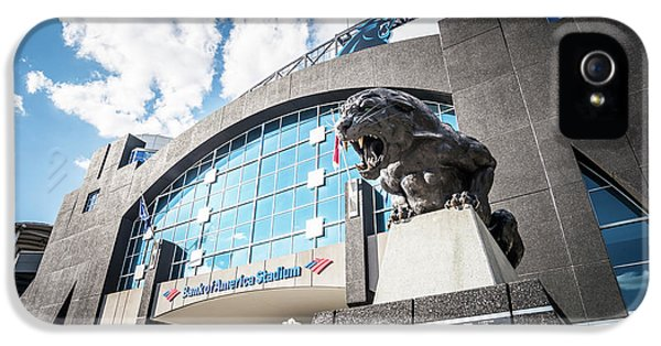 Bank Of America Stadium Carolina Panthers Photo IPhone 5 Case