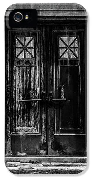 Bar Across The Door IPhone 5 Case
