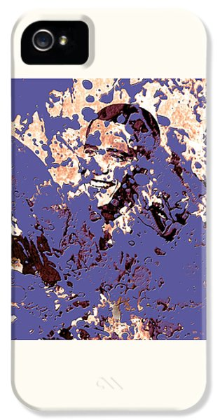 Barack Obama 44a IPhone 5 / 5s Case by Brian Reaves