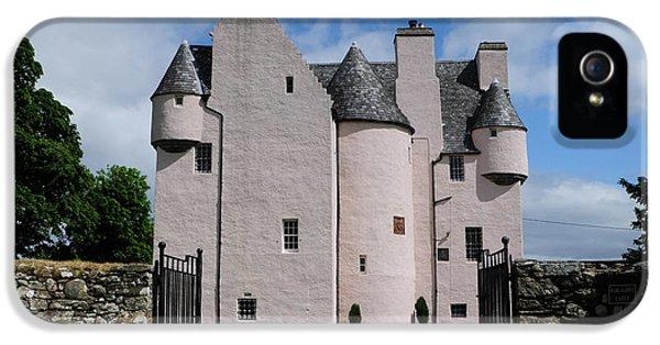 Castle iPhone 5 Case - Barcaldine Castle by Smart Aviation