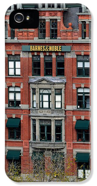 Barnes And Noble Union Square  IPhone 5 Case