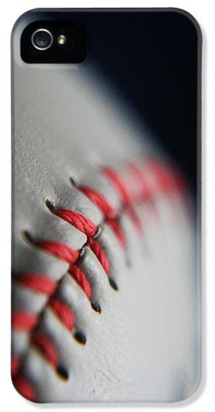 Baseball Fan IPhone 5 / 5s Case by Rachelle Johnston