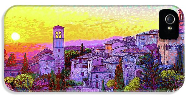 Basilica Of St. Francis Of Assisi IPhone 5 Case