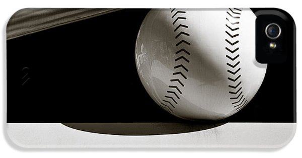 Bat And Ball IPhone 5 Case